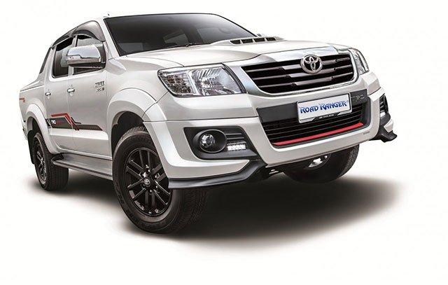Кунги Toyota Hilux 2005-2015
