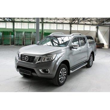 Кунг для Nissan Navara (NP300) 2016 - Road Ranger RH04 Profi