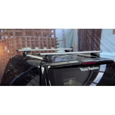 Багажная система на кунг для Isuzu D-Max DC