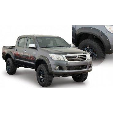 Расширители арок для Toyota Hilux Bushwacker