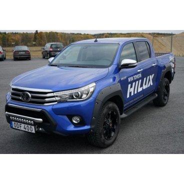 Расширители арок для Toyota Hilux  EGR