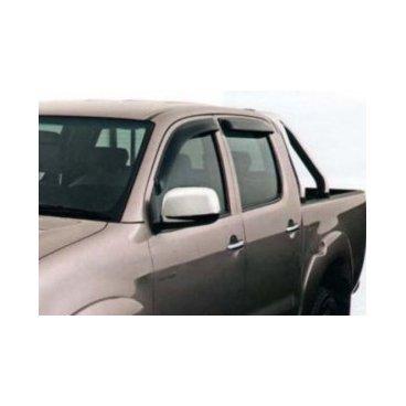 Ветровики для Toyota Hilux EGR комплект 4 шт.