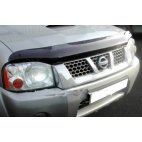 Дефлектор на капот для Nissan Navara EGR
