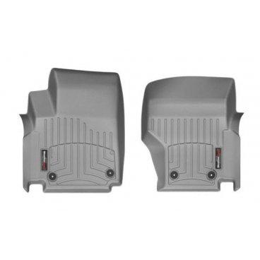 Коврики резиновые для VW Amarok WeatherTech с бортиком передние