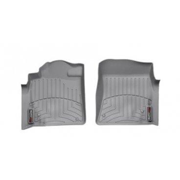 Коврики резиновые для Toyota Hilux WeatherTech с бортиком передние