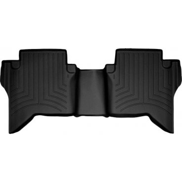 Коврики резиновые для Toyota Hilux WeatherTech с бортиком задние