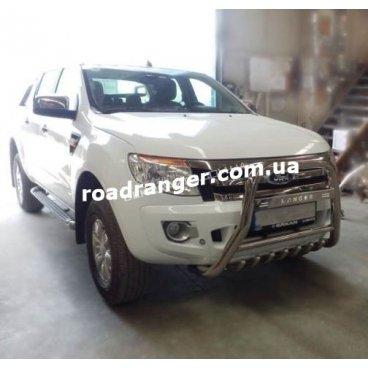 Кенгурятник для Ford Ranger Can Otomotiv