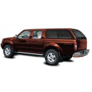 Кунг для Nissan NP300 DC - Road Ranger RH1 Special