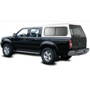 Кунг для Nissan NP300 DC - Road Ranger Bac Pac Special
