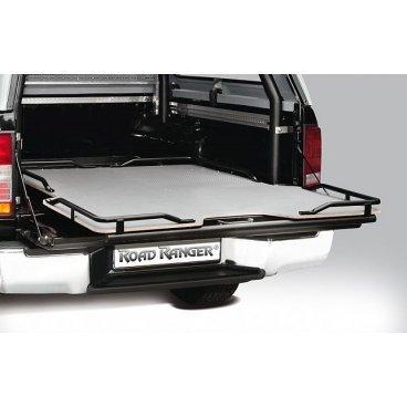 Выдвижной поддон для Nissan Navara D40 DC