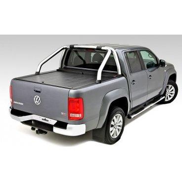 Ролет для VW Amarok Roll N Lock c монтажным креплением под оригинальные дуги