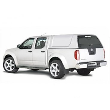 Кунг для Nissan Navara D40 DC - Road Ranger RH2 Standard