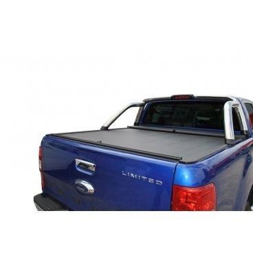 Ролет на Ford Ranger (2012+) Roll N Lock c монтажным креплением под оригинальные дуги