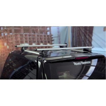 Багажная система на кунг для Mitsubishi L200 DC Longbed