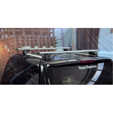 Багажная система на кунг для Nissan Navara D40 DC